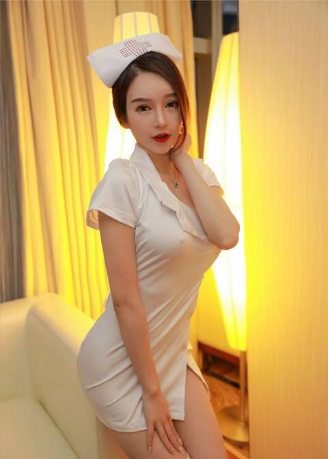 深圳外围护士兼职平面模特1