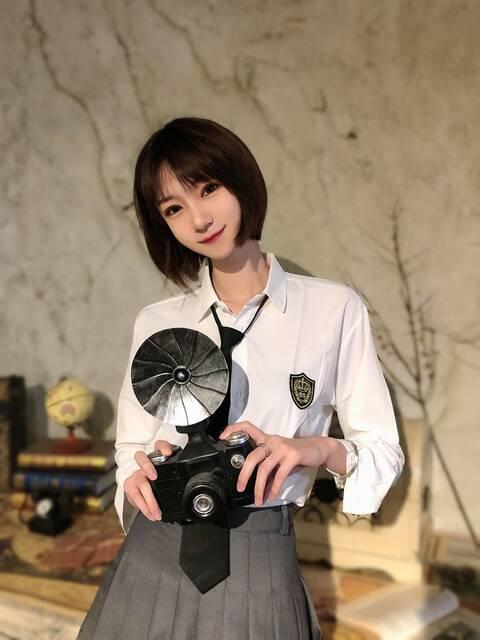 北京外围清纯女孩兼职长腿少女在读生3